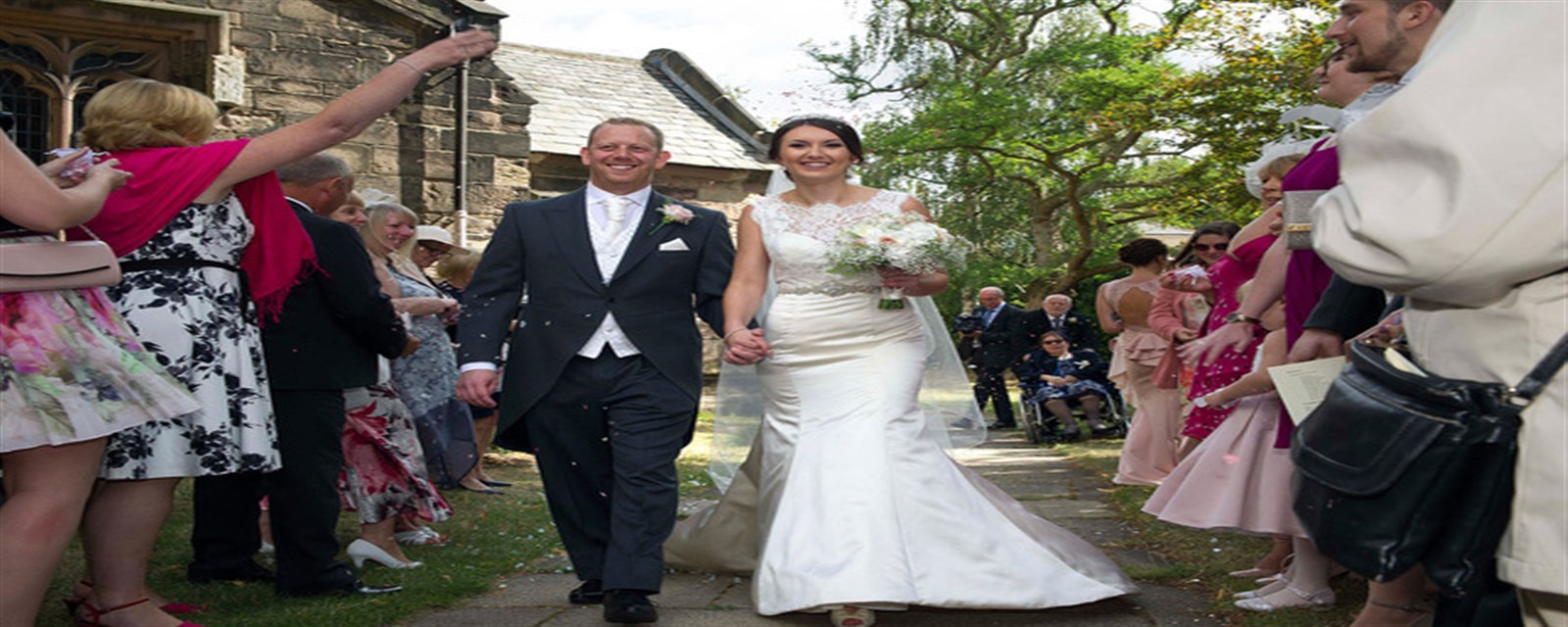 Weddings*An Aston Speciality*DETAILS