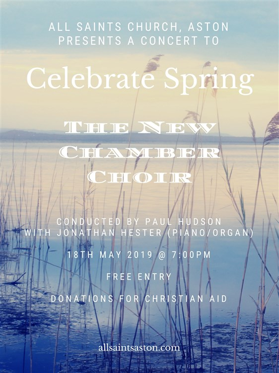 New Chamber Choir Poster copy